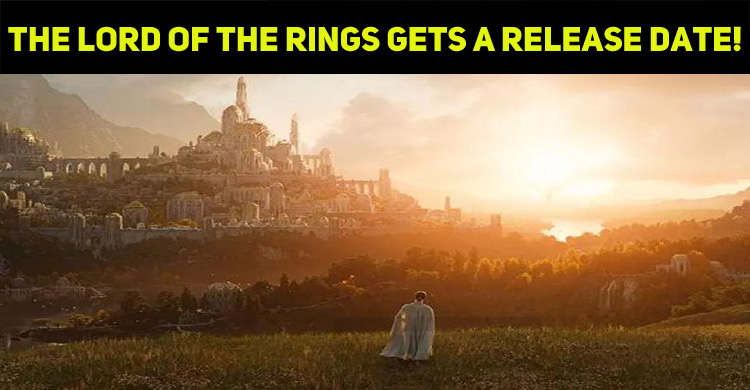 The Lord Of The Rings Gets A Release Date!