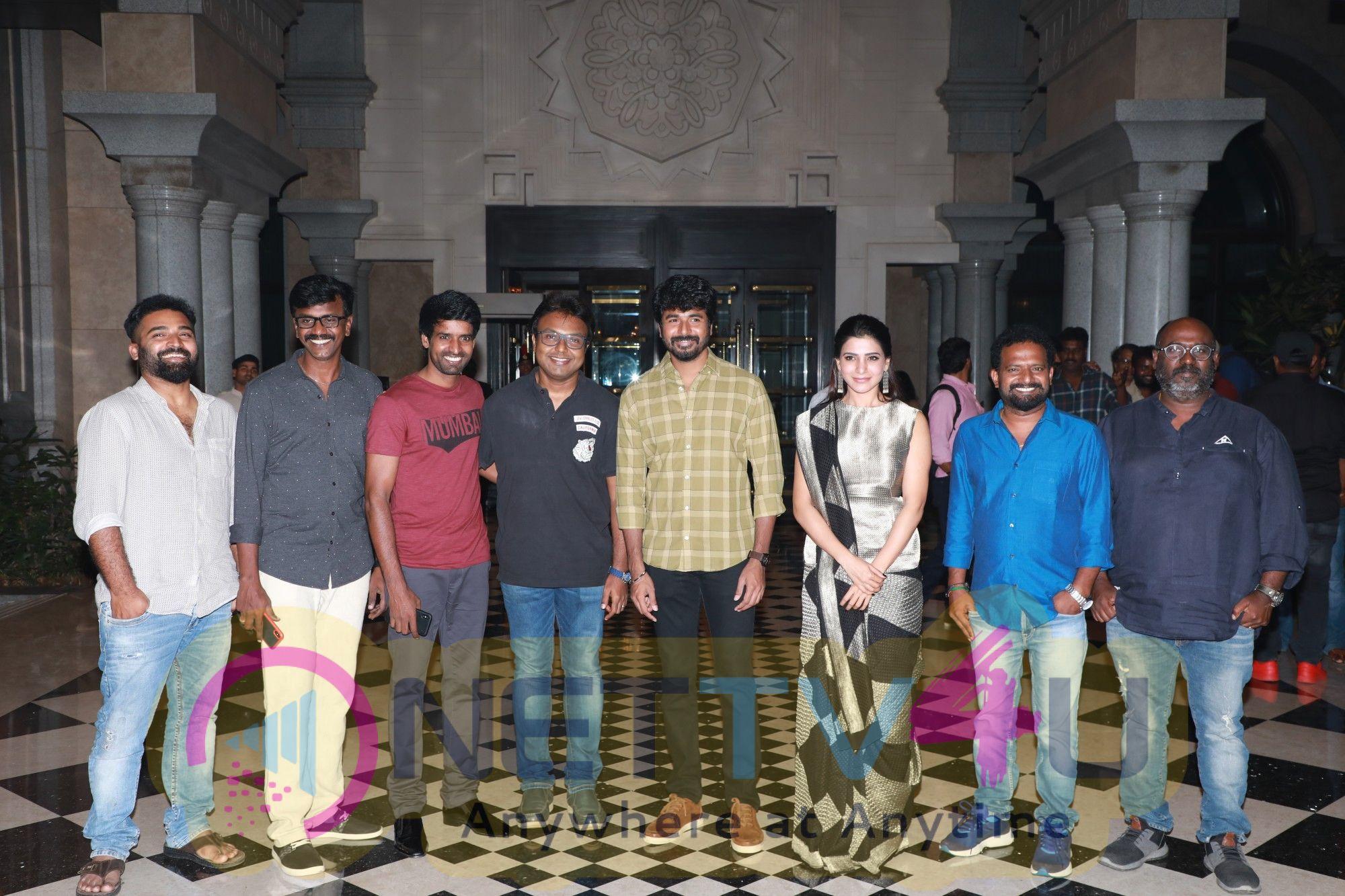 Seema Raja Trailer Launch Photos Tamil Gallery