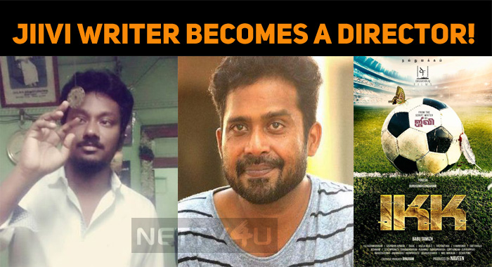 Jiivi Writer Becomes A Director!