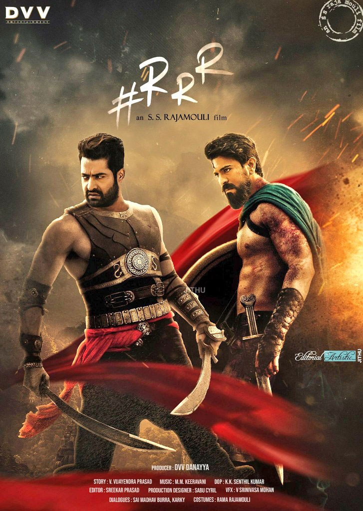RRR Movie Review