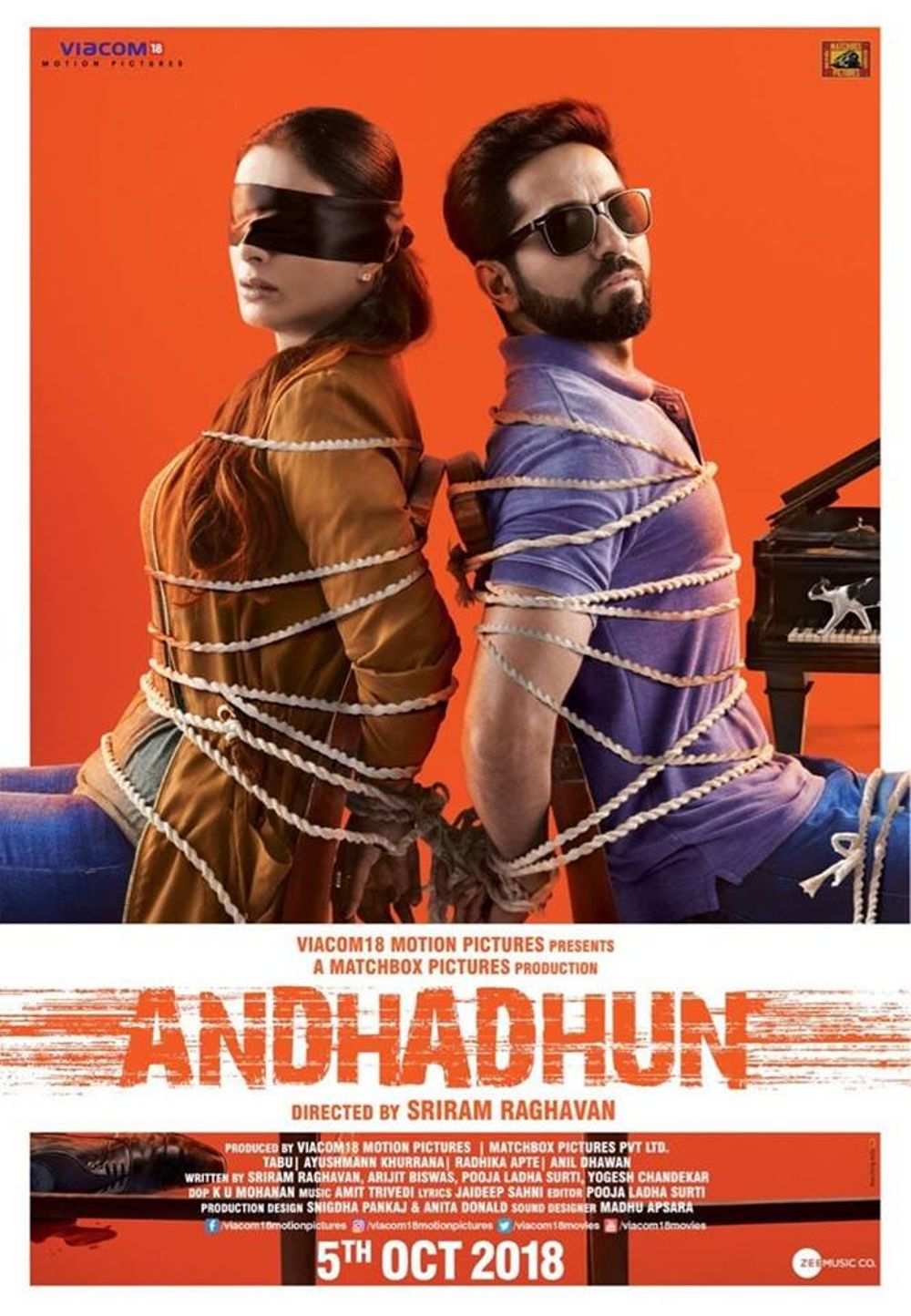 Andhadhun Movie Review Hindi Movie Review