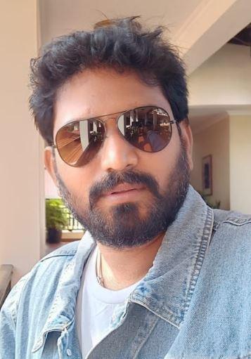 B Krishna Tamil Actor