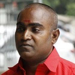 Muthu Alagarsamy Tamil Actor