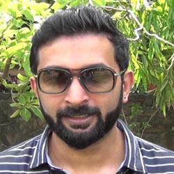 Nikhil Mohan Tamil Actor