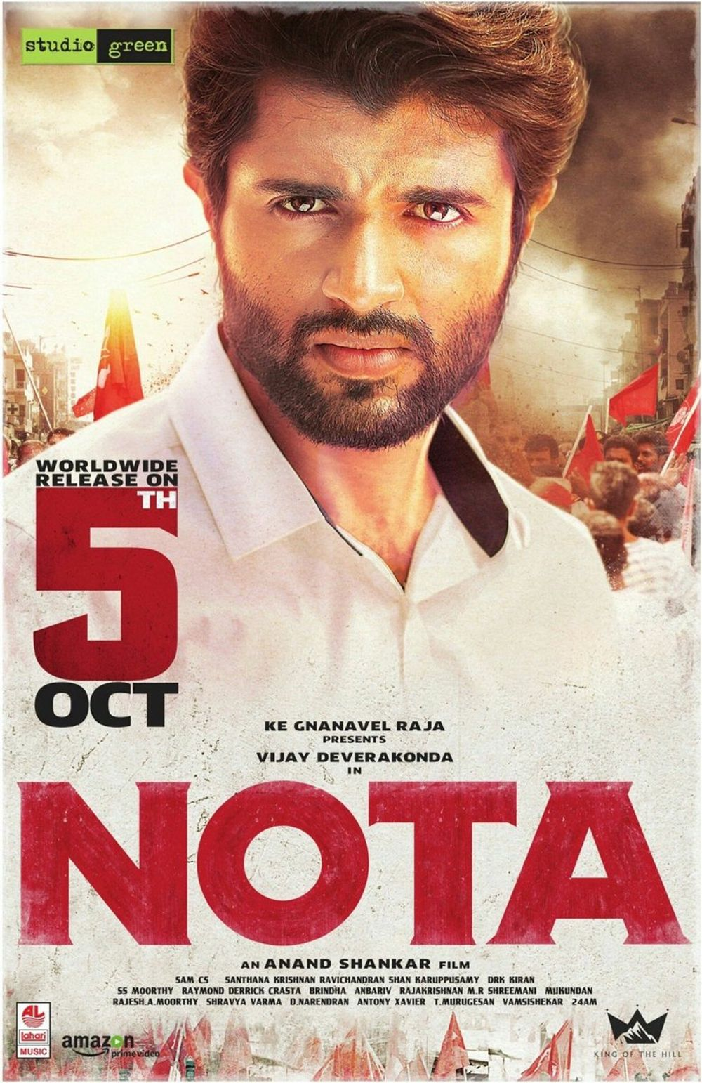NOTA Movie Review Tamil Movie Review