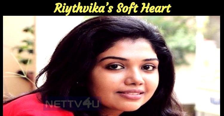 Riythvika's Soft Heart