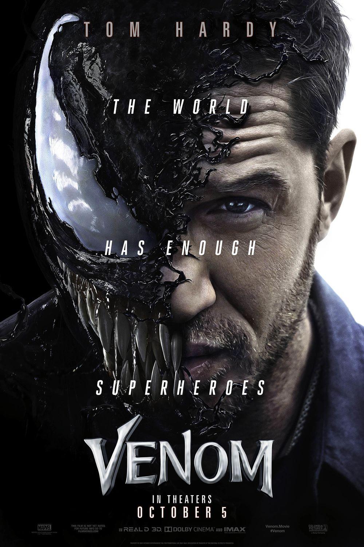 Venom Movie Review English Movie Review