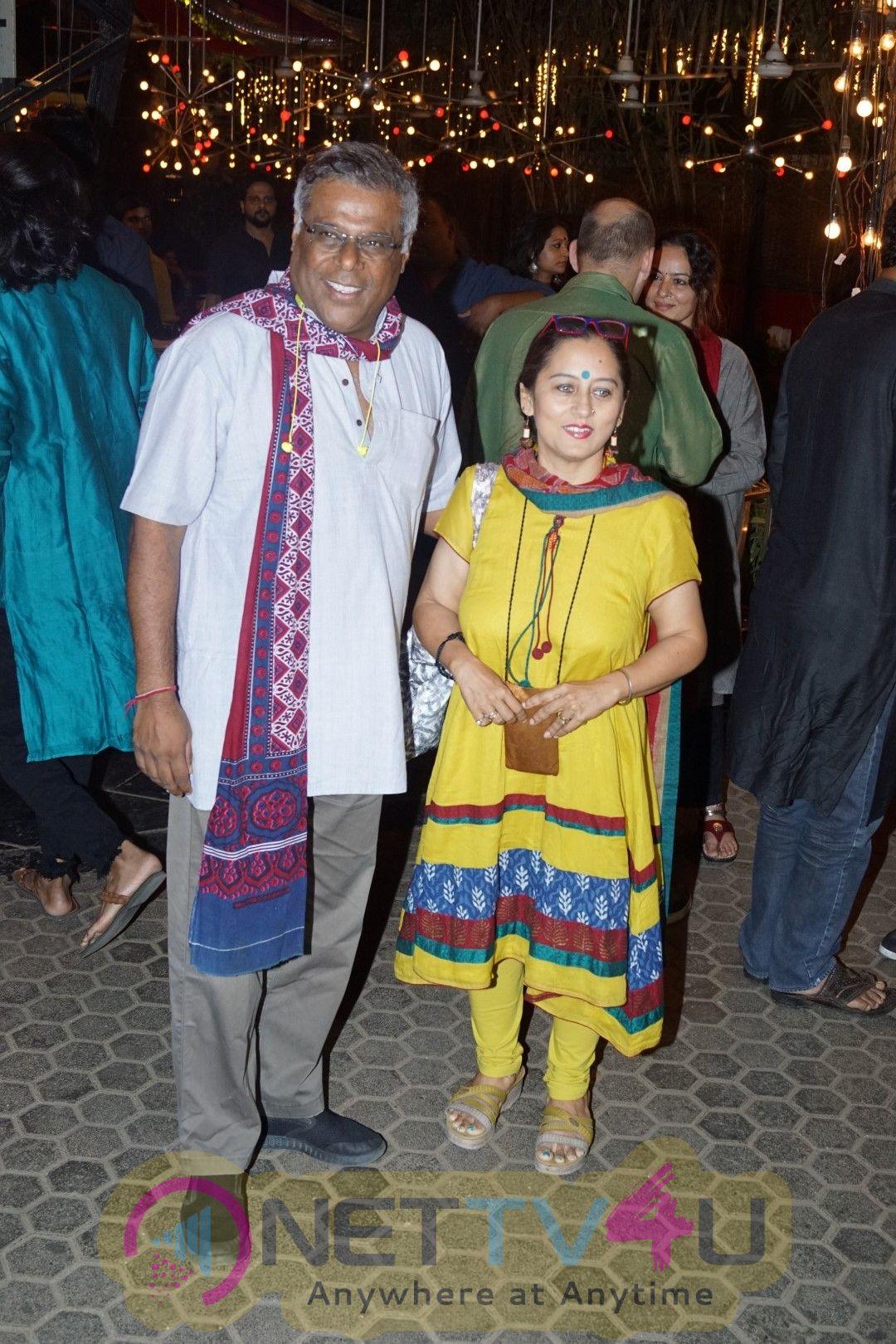 Celebrities At Prithvi Theatre Festival Opening Ceremony Stills