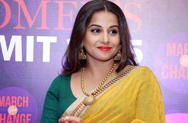 Vidya Balan Speaks About The Important Person In Her Life!