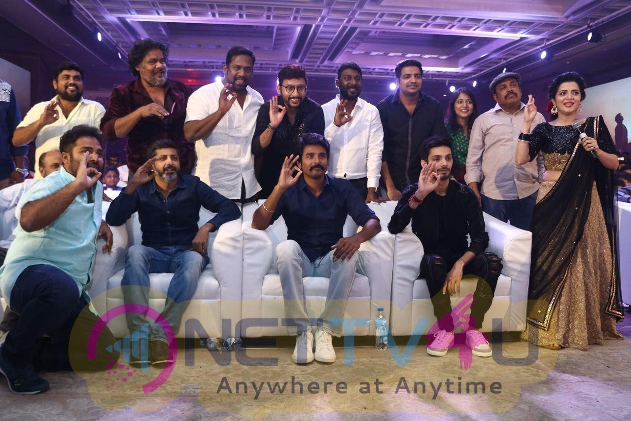 Velaikaran Movie Audio Launch Photos Tamil Gallery
