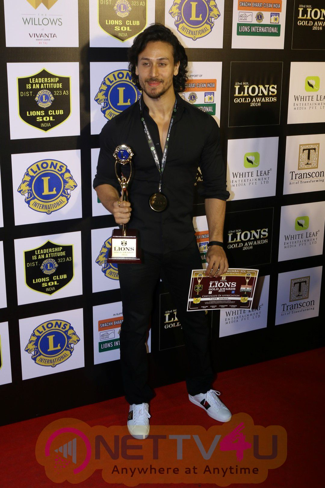 23rd Sol Lions Gold Awards In Support Of Clean India Campaign Photos