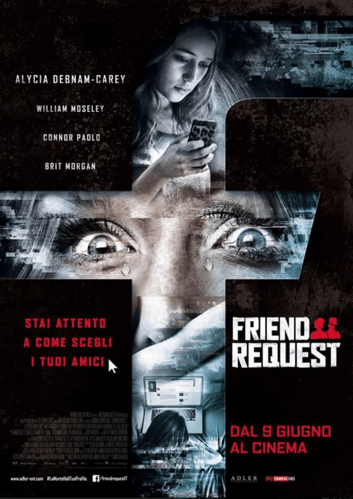 Friend Request English English Movie Review