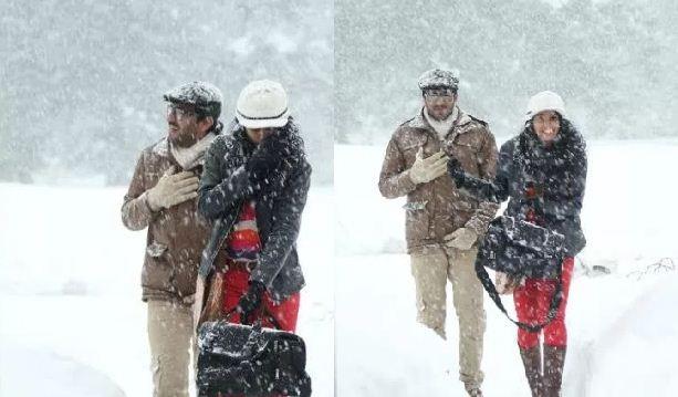 Saalai Helmer Charles Shares His Shooting Experience In Kashmir!