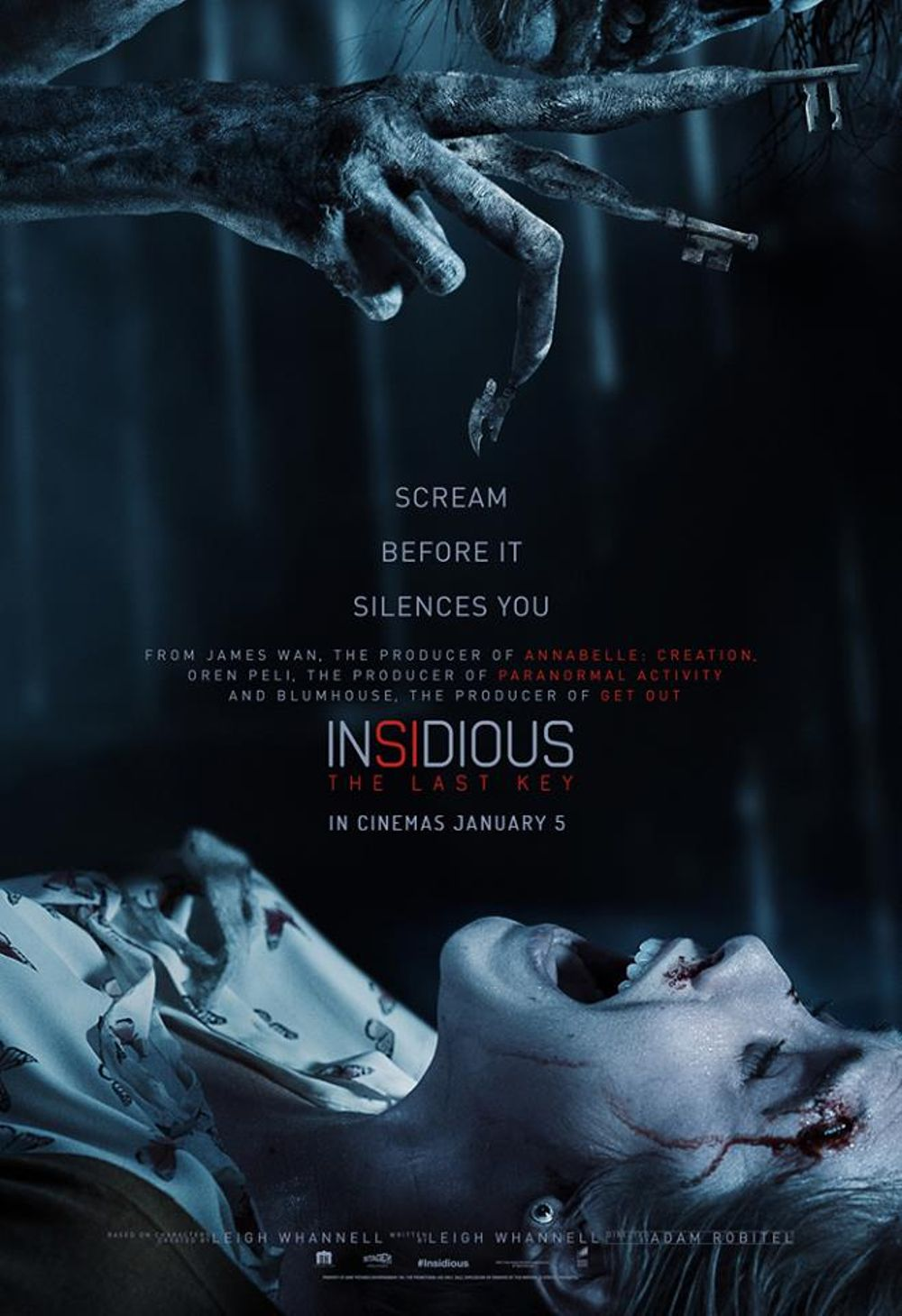Insidious: The Last Key Movie Review English Movie Review