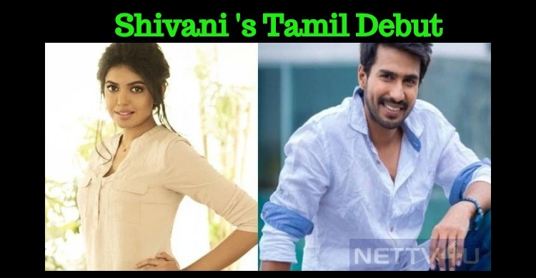 Rajasekhar – Jeevitha Daughter Makes Her Tamil Debut!