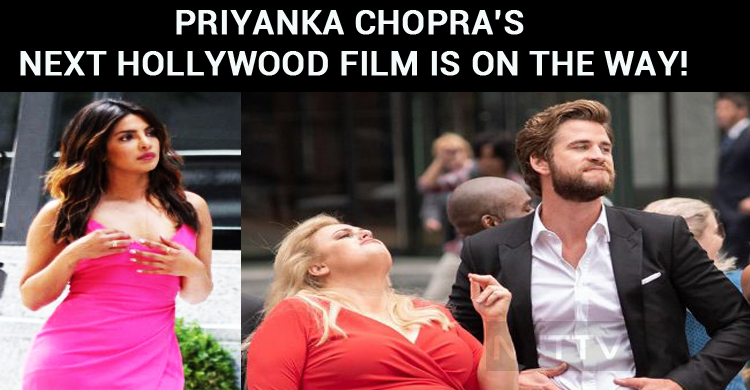 Priyanka Chopra's Next Hollywood Film Is On The..