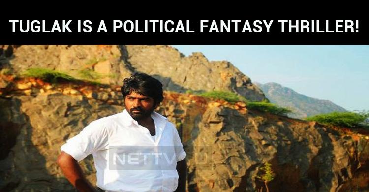 Tuglak Is A Political Fantasy Thriller!