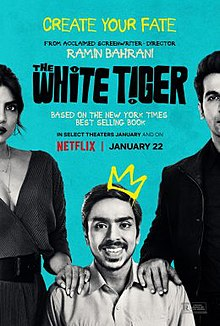 The White Tiger Movie Review