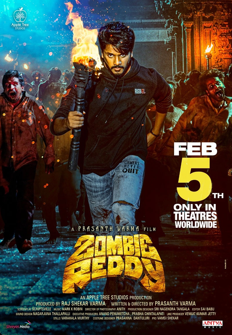 Zombie Reddy Movie Review
