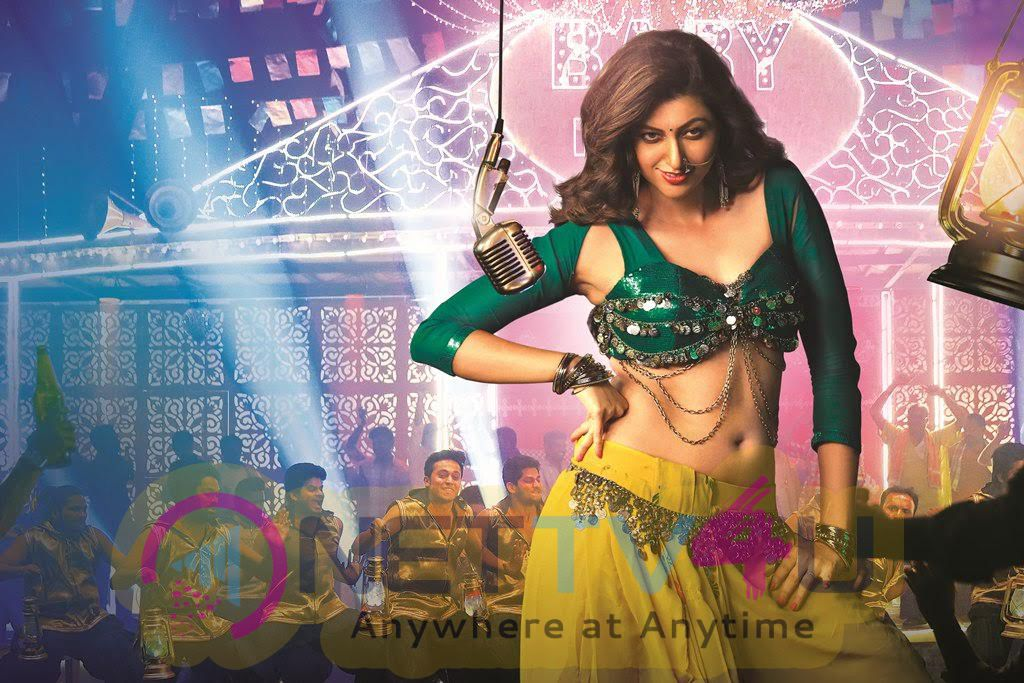 Hamsa Nandini Proves To Be A Lucky Charm Once Again With KUJ