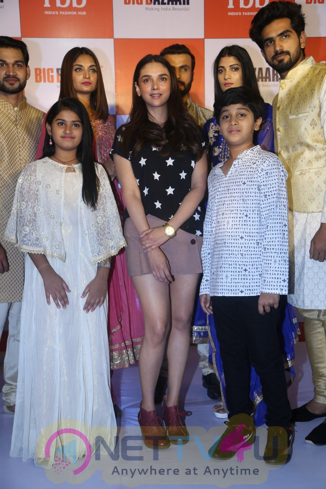 Aditi Rao Launches Fbb Ugadi Festive Collection Hindi Gallery