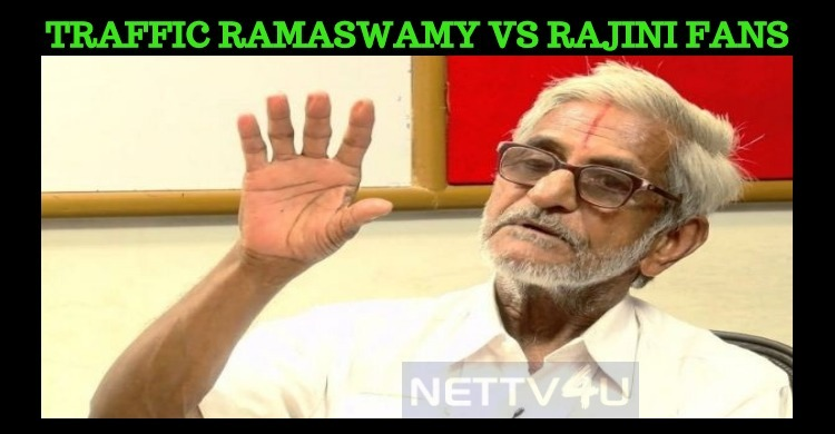 Traffic Ramaswamy Started His Journey Again!