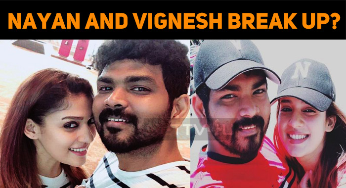 Anyone Between Nayan And Vignesh Shivan?