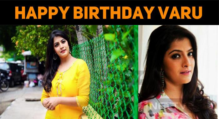 Happy Birthday, Varu!