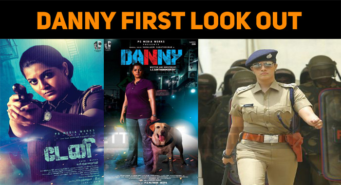 Varu's Danny First Look Out!