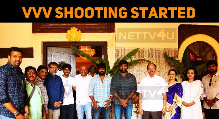 Vijay Sethupathi Starts His Next!