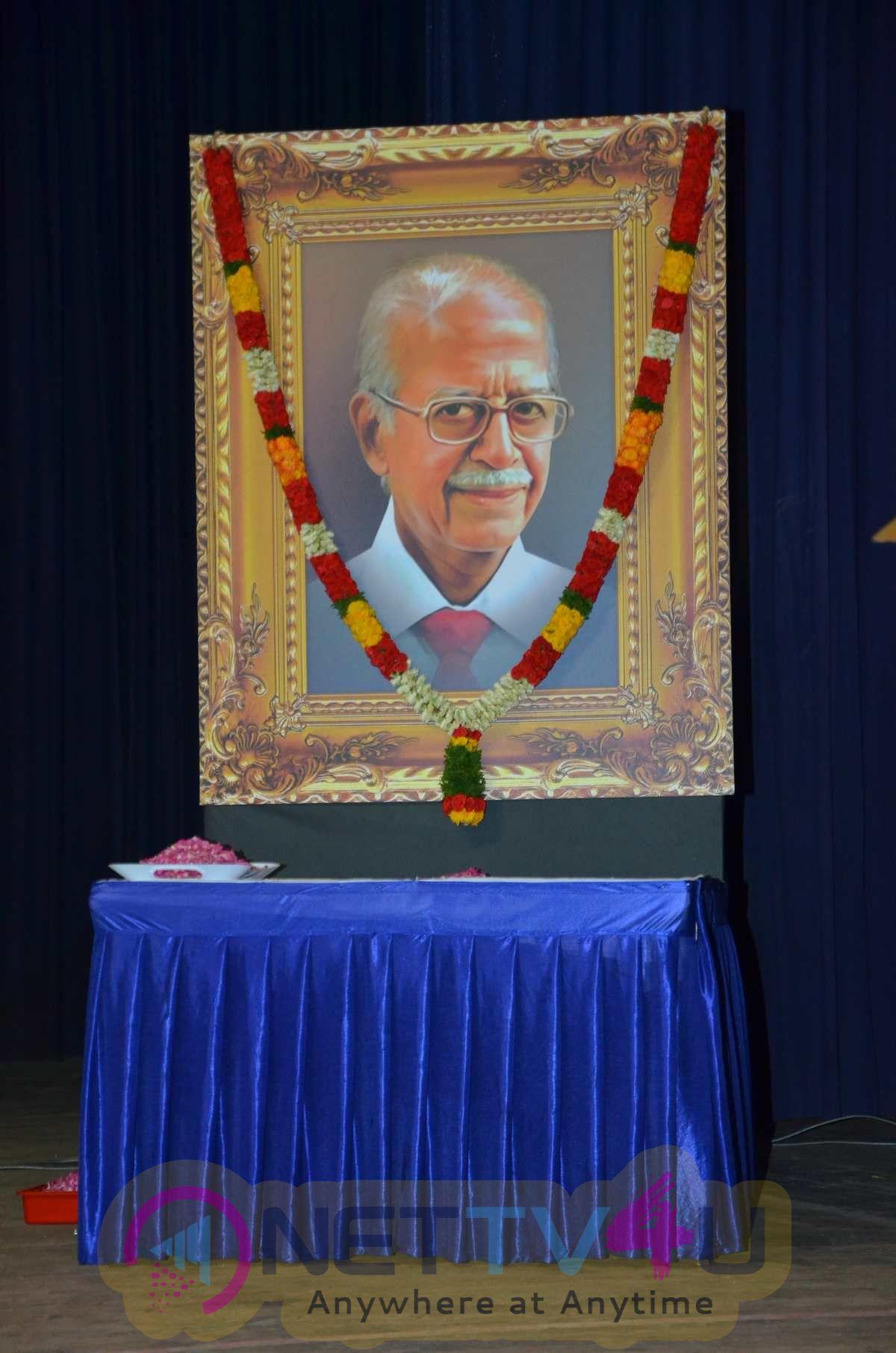 Chandra Haasan Memorial Meet Photos