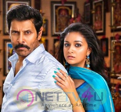 Saamy 2 Movie Images