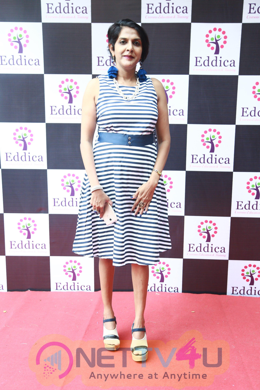 Actor Vasanth Ravi And RJ Giri Giri Of Big FM Launched Eddica Overseas Education & Training Institute Pics Tamil Gallery