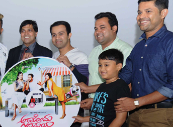The Audio Launch Of Asatoma Sadgamaya Happens