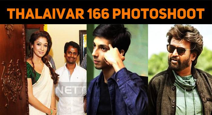 Rajini – AR Murugadoss Movie Photoshoot Leaked!