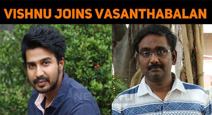 Vishnu Vishal Joins GV Prakash Kumar Director!