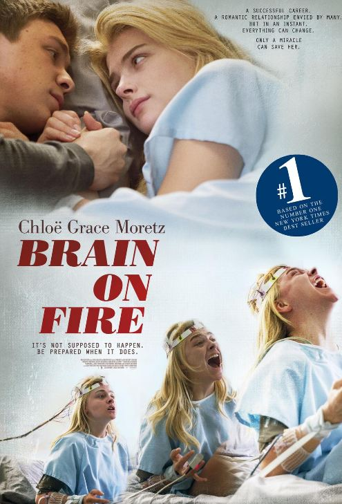 Brain On Fire Movie Review English Movie Review