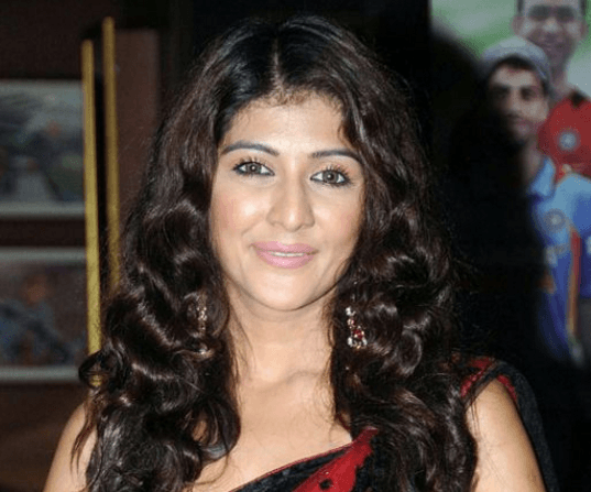 Manasvi Vyas Hindi Actress