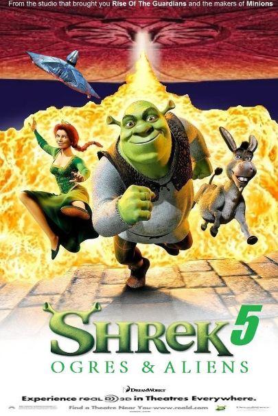 Shrek 5 Movie Review English Movie Review