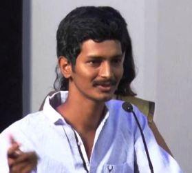 Sri Ganesh Tamil Actor