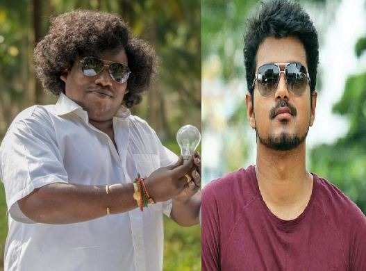 Yogi Babu Joins Vijay!