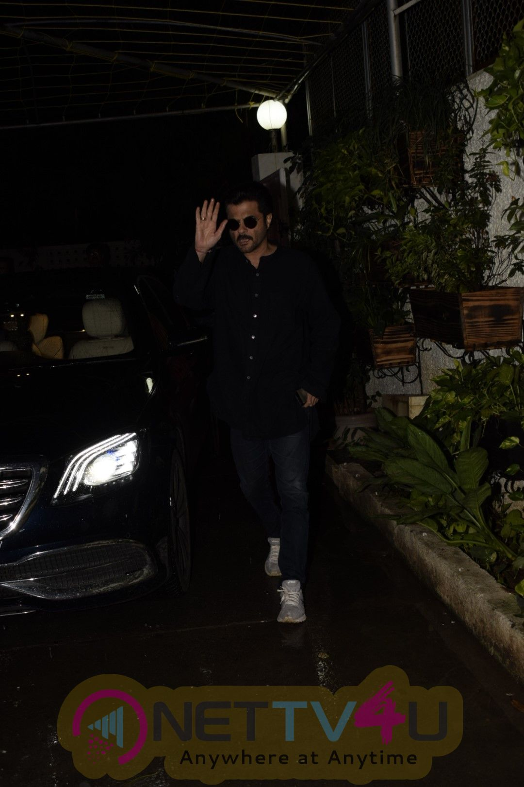 Anil Kapoor Came To Dubbing Studio