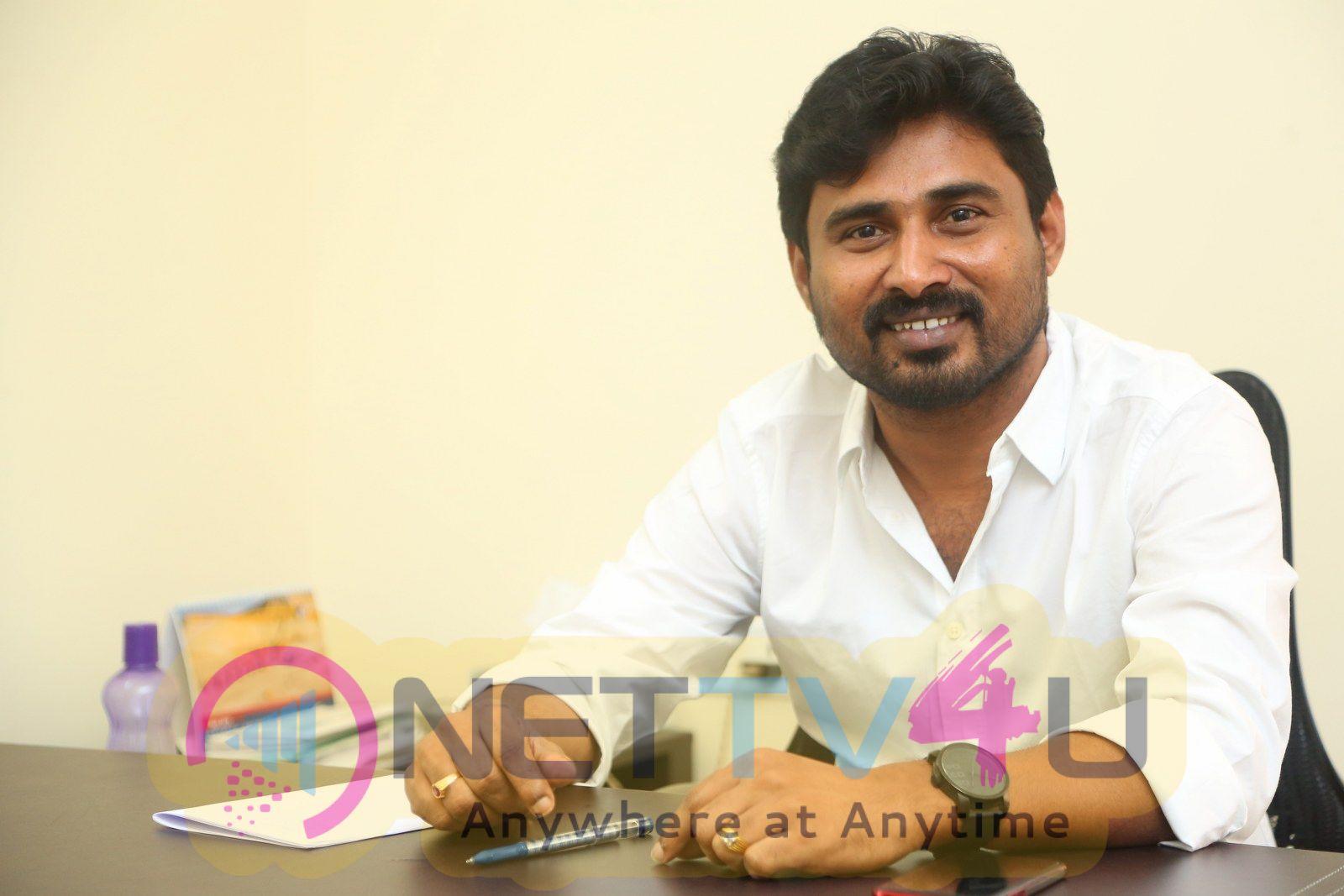 Producer G.Hari Good Looking Images Telugu Gallery