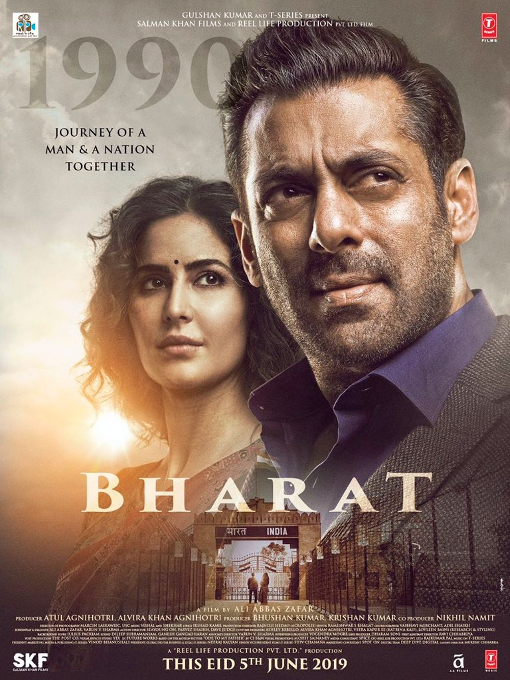 Bharat Movie Review Hindi Movie Review