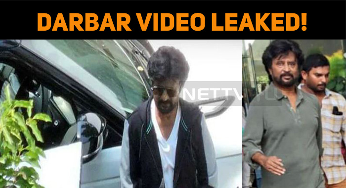 Darbar Video Leaked!