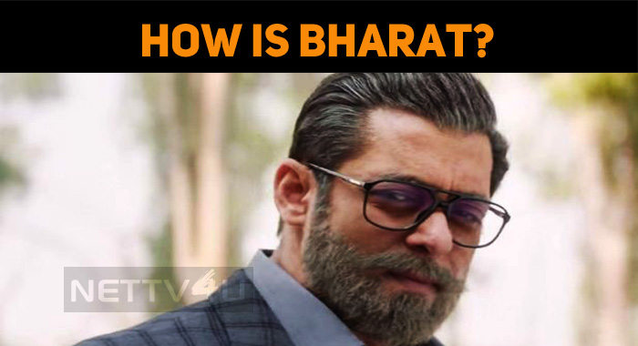 How Is Sallu Bhai's Bharat?