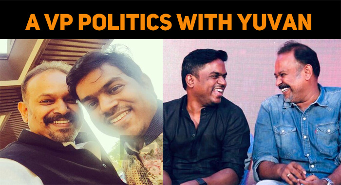 It's Official – Yuvan Joins Venkat Prabhu For Maanadu