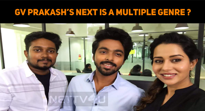 GV Prakash's Next Is A Multiple Genre Film!