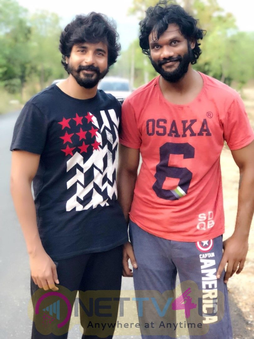 Actor Raghu With A New Six Pack Look For The Movie Seemaraja