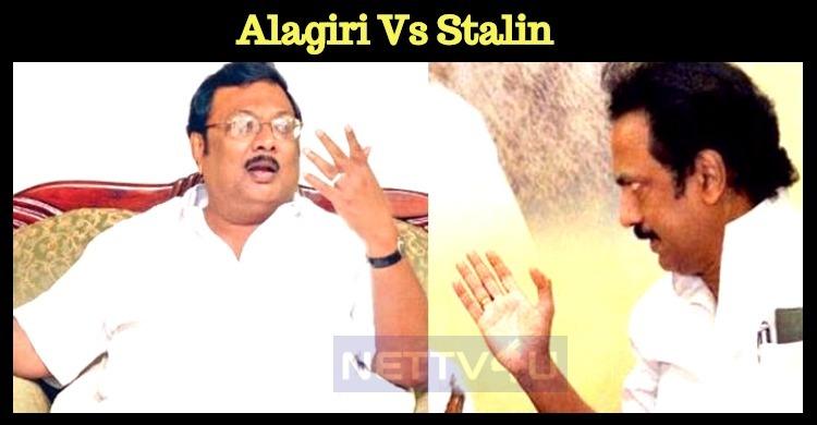 Alagiri Takes A Dig At Stalin?